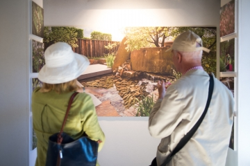 The M&G Garden Story exhibtion, Chlesea Flower Show