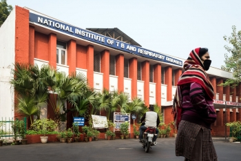 National Institute of Tuberculosis and Respiratory Diseases, New Delhi.