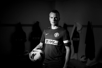 Tom Cleverly, Manchester United