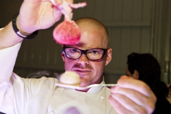Heston Blumenthal, Royal Albert Hal, London