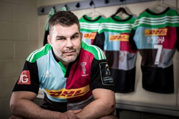 Nick Easter, Harlequins