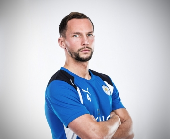 Danny Drinkwater, Leicester City,  for DHL
