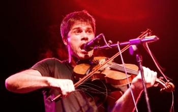 Seth Lakeman, Cornbury Festival