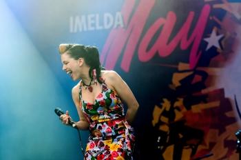 Imelda May, Cornbury Festival