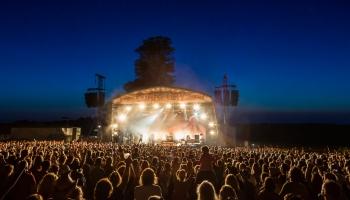 Keane, Cornbury Festival