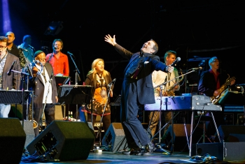 Jools Holland, Cornbury Festival