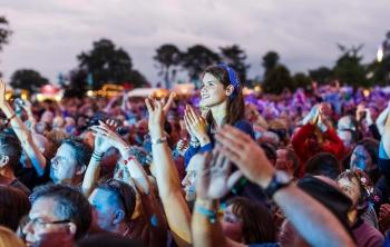 The Cornbury Music Festival 2014