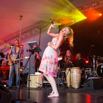 Joss Stone, Cornbury Festival