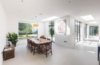 Residential interior, Wimbledon