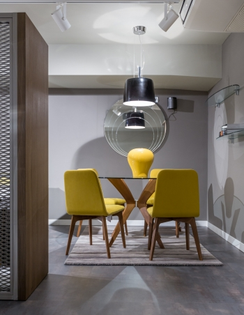 Calligaris interior, London