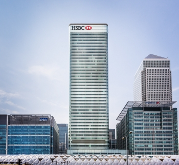 HSBC Tower, Canary Wharf, London