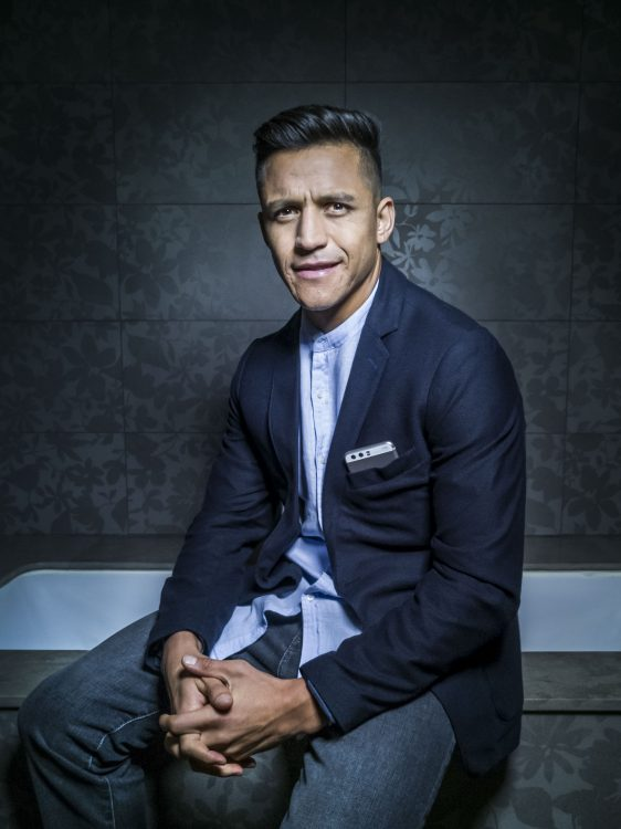 Alexis Sanchez, London, 08 November 2017   Copyright Ben Phillips mail@bphillips.co.uk +44 7785721740 www.bphillips.co.uk